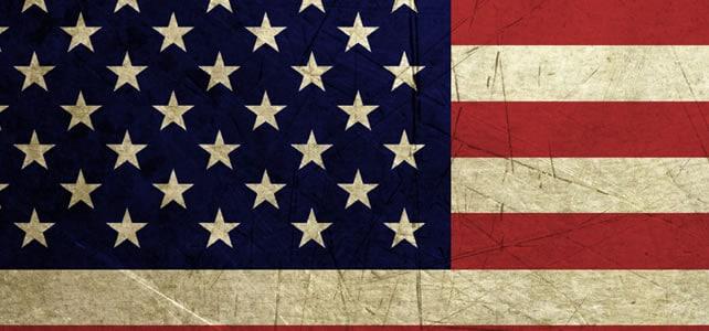 La Bandiera Americana Viaggiare Negli Usa Tutto Per