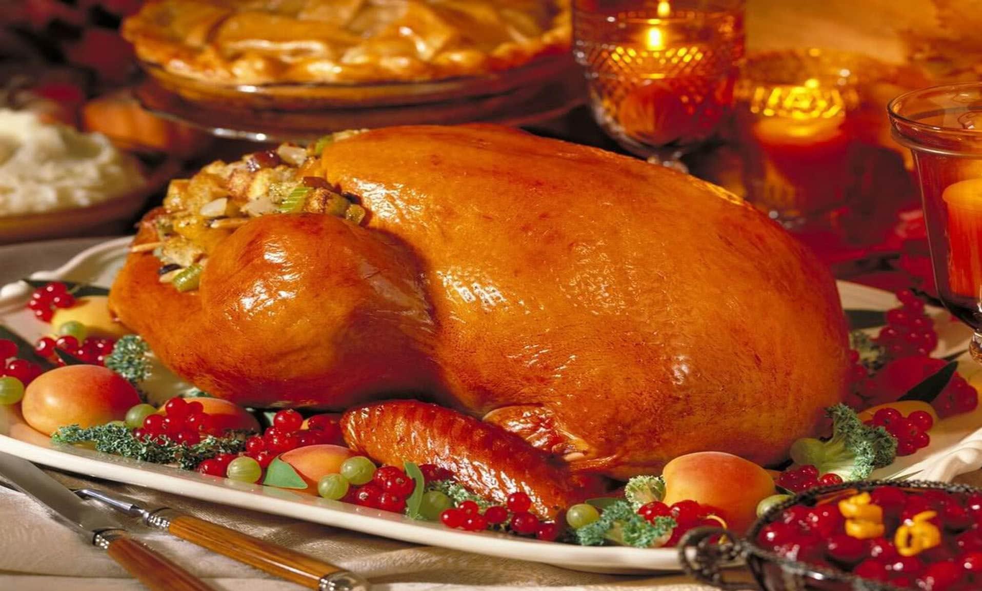 Risultati immagini per ricetta tacchino thanksgiving
