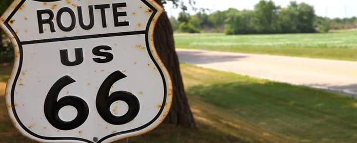 segnali della Route 66